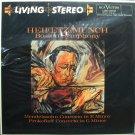 HEIFETZ / MUNCH Boston Symph MENDELSSOHN Prokofieff RCA/Classic LSC-2314 ~ Sealed 180 gram Vinyl LP