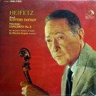 HEIFETZ Vieuxtemps / Bruch SARGENT RCA/Classic LSC-2603 NEW & SEALED 180g LP