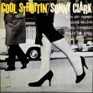 SONNY CLARK Cool Struttin' BLUE NOTE BLP 1588 Classic 180g (NM/NM)