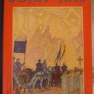 Joan of Arc: Martyr Maid of France; Viola Lowe & O.D.V. Guillonnet, 1933; illustrated color prints