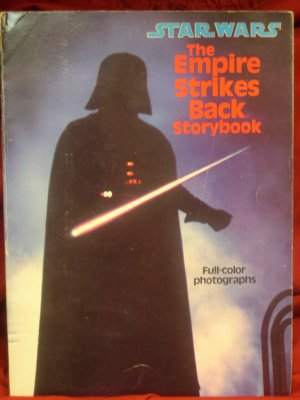 Star Wars The Empire Strikes Back Storybook Scholastic