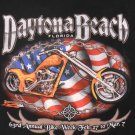 Daytona Beach 63rd Annual Bike Week t-shirt, black, large