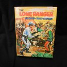 Lone Ranger, 1968 Big Little Book, Whitman; Lone Ranger Outwits Crazy Cougar