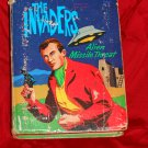 The Invaders, 1967 Big Little Book, Whitman; Alien Missile Threat