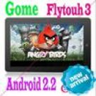 "10"" 2 Flytouch 3 Android 2.2 GPS Tablet PC - 4gb Superpad 2 Epad Apad - Flash 10.1 - Flytouch3"