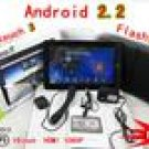Tablet PC Android 2.2 X220 10.1'' Flash10.1 Flytouch 3 Cheap Apad HDMI 3G GPS+Keyboard Case