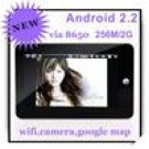 Android 2.2 Mini 7 inch apad touch screen epad tablet pc wifi laptop camera via 8650 sample 1pcs