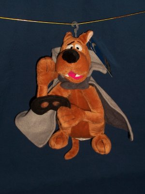 Dracula Vampire Scooby Doo Bean Bag from WB Studio Store FREE SHIPPING