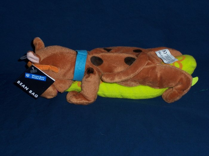 Surfer Dude Scooby Doo Bean Bag from WB Studio Store FREE SHIPPING