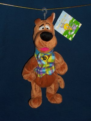 Easter Vest Scooby Doo Bean Bag from WB Studio Store FREE SHIPPING