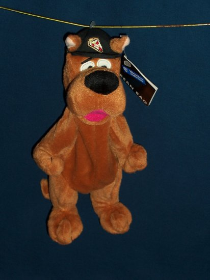 Pizza Hat / Fathers Day Scooby Doo Bean Bag from WB Studio Store FREE SHIPPING