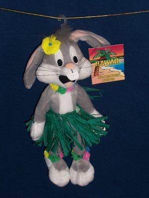 Hula Hawaii Bugs Bunny Bean Bag from WB Studio Store FREE SHIPPING