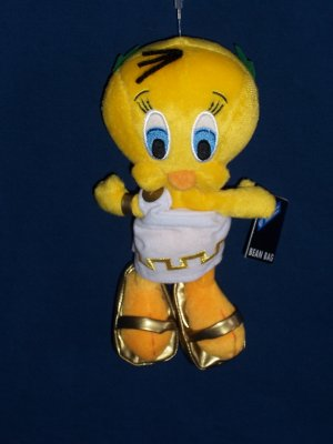 Roman / Toga Tweety Bean Bag from WB Studio Store FREE SHIPPING