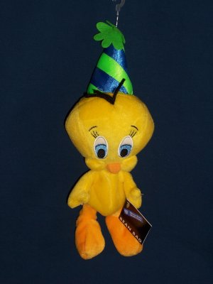 Birthday Hat Tweety Bean Bag from WB Studio Store FREE SHIPPING