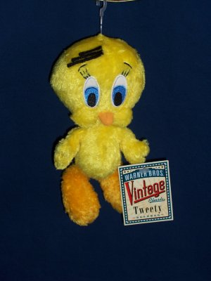 Vintage Tweety Bean Bag from WB Studio Store FREE SHIPPING