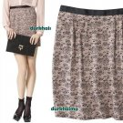 NWT Jason Wu for Target Blush Pink & Black Floral Lace Print Straight Skirt 14 L