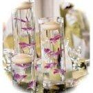3 Piece Set Wedding Reception Table Centerpiece - Custom Made To Order