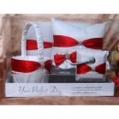 Theme Wedding Collection Beautiful and Bold in Clear Display Box (5 Piece Set)