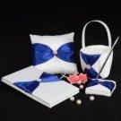 Splendor Royal Blue Wedding Collection