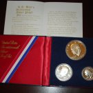 United States Bicentennial Silver Proof Set