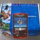 BlACKBERRY CURVE 8320 SMARTPHONE RED NEW UNLOCKED