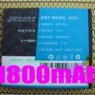 high capacity 1800mAh BP6X BP-6X Battery 4 Motorola Droid A855 CLIQ