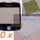 10x Glass Lens Cover for BlackBerry 8520 8530 +Adhesive