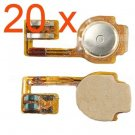 20pcs Home Button Flex Cable Ribbon 4 Apple iPhone 3GS