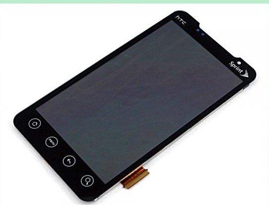 HTC Evo lcd touch digitizer screen set wide flex 2WCA