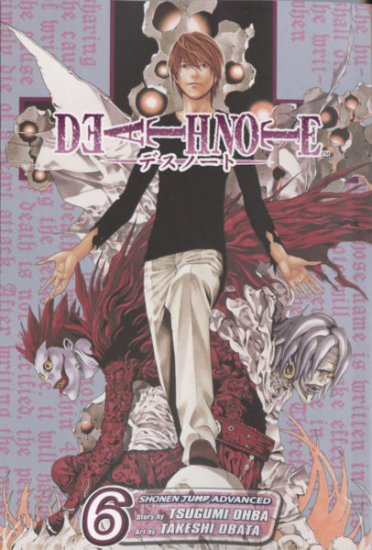 Death Note Vol. 6  [Japanese Edition]
