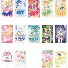 Sailor Moon Complete Manga Collection [Japanese Edition]