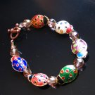 The Ladybug Ball Bracelet