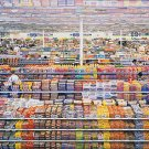 """99 cents"" poster by Andreas Gursky"