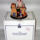 Santa's Workshop - Rockwell Collectible