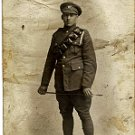 Full Figure Photo of Soldier - #4 - WWI