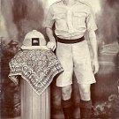 Formal Portrait of Soilder - Military #2 - Desert