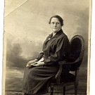 Formal Photo of a Matronly Looking Woman - Photo #2 (1900-1920)