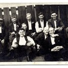 Group Shot of Men.  They could be Miners - Photo #11 (1900-1920)