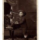 Formal Portrait of Young Boy - Photo #30 (1900-1920)