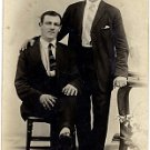 Formal Portrait of Two Gentlemen - Photo #1 (1930's)