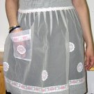 "Vintage ""Hostess"" Apron - Shipping has been REDUCED!!!"