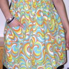 """Vintage """"Retro"""" Apron - Shipping has been REDUCED!!!"""