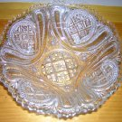 Vintage Cut Glass Bowl