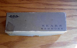 Vintage Sears Kenmore Sewing Machine Parts