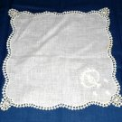 Vintage First Communion Hankie - Shipping has been REDUCED!!!