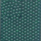 Size 8 MM Acrylic Round Transparent Dark Forest Green Beads 1000 Count