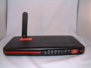 Vodafone 3G Router with WLAN, Vodafone Zuhause Web & Talk - UNLOCKED