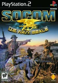 Socom: U.S. Navy Seals * Headset Not Included (Pre-Played)
