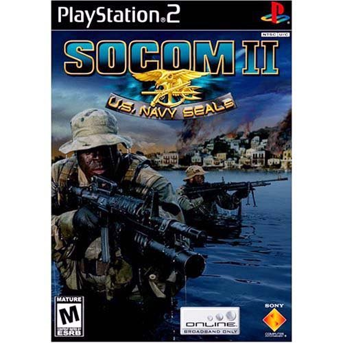 Socom II: U.S. Navy Seals * Headset Not Included (Pre-Played)