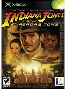 Indiana Jones� and the Emperor's Tomb (Pre-Played)